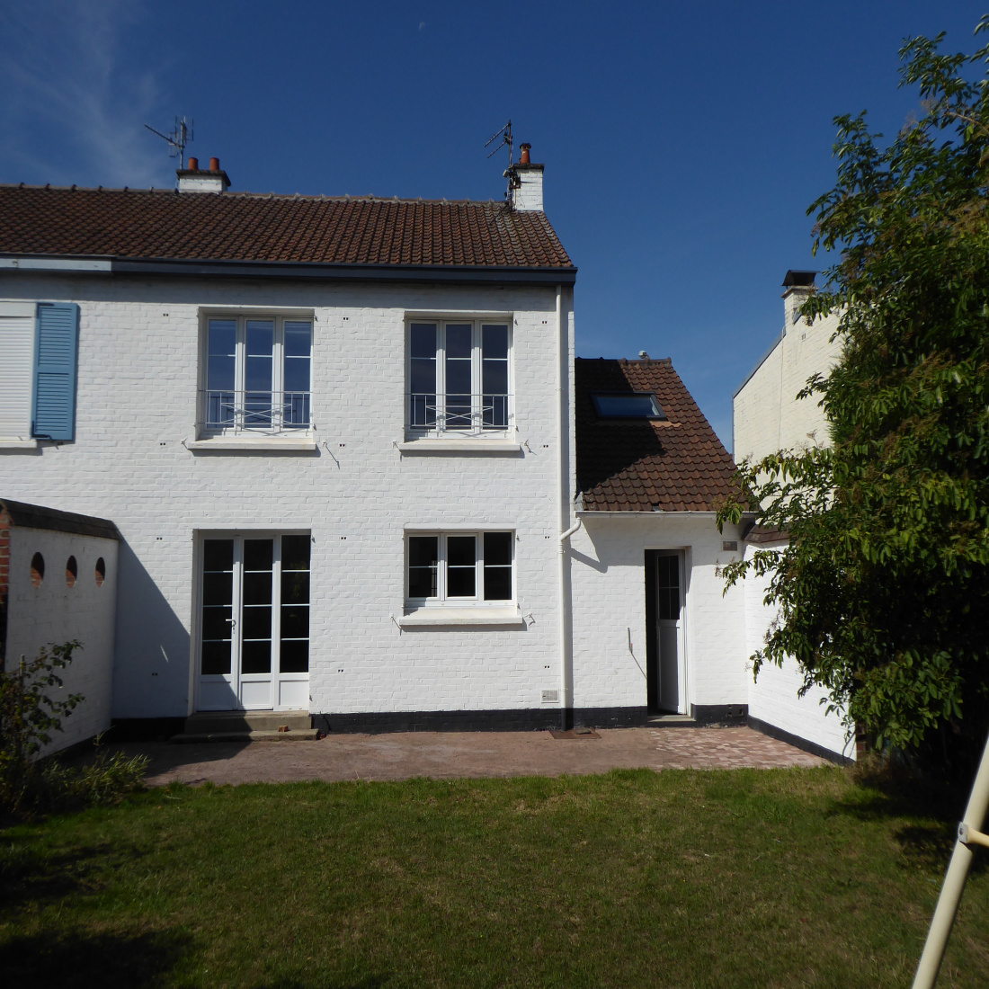 La Maison De Maggy Bondues vente lambersart, maison 4 chambres, garage et jardin | abrinor
